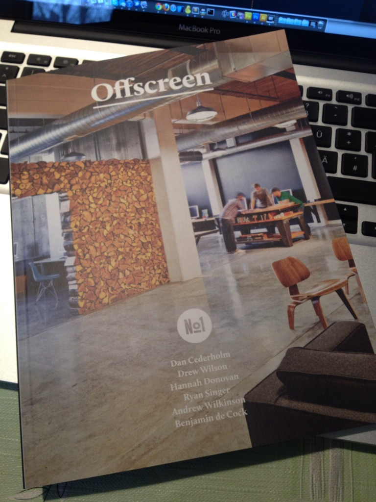 Offscreen Issue 1