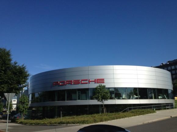 Porsche Center Essen