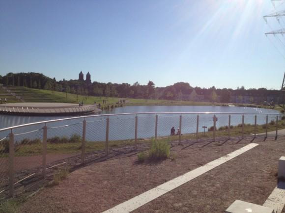 See/Teich am Krupp-Park Essen